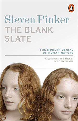 The Blank Slate: The Modern Deni...
