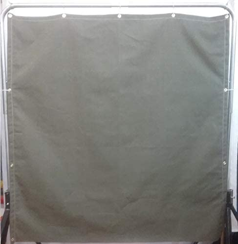 A.B. Kelly Welding Screen with Retardant Flame Max Don't miss the campaign 69% OFF Canvas 12-Ounce C