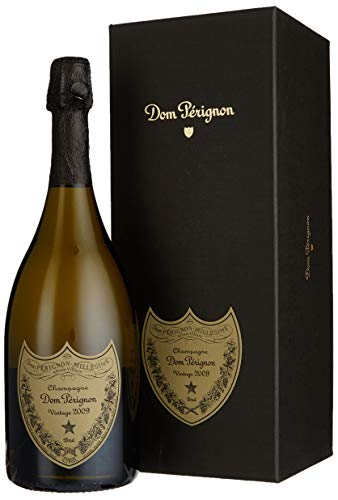 Dom Pérignon Vintage 2009 Brut Champagner mit Geschenkverpackung (1 x 0.75 l)
