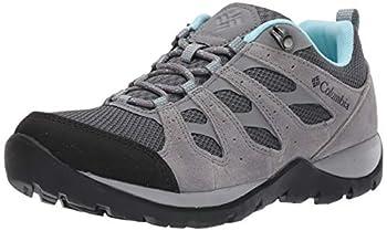 Columbia Women s Redmond V2 Hiking Shoe Graphite Blue Oasis 9