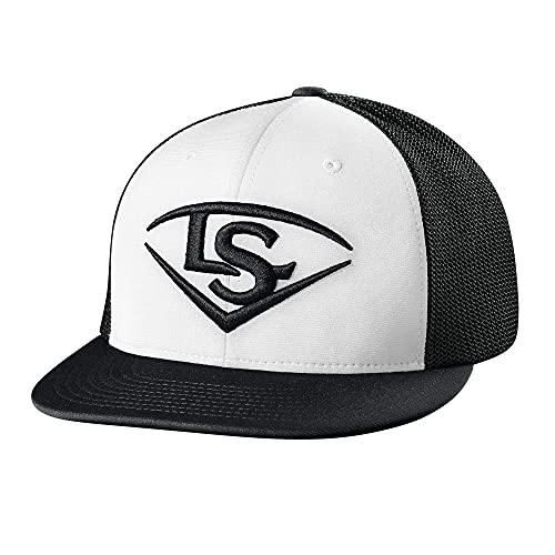 ルイスビルスラッガー(Louisville Slugger) 野球 帽子 キャップ メッシュキャップ WTL8710BWLGXL L / XL BLACK/WHITE