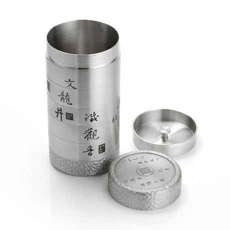 Fantastic Deal! Royal Selangor Hand Finished The Imperial Collection Collection Pewter Cha Airtight ...