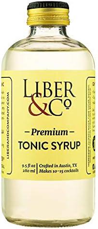 Premium Tonic Syrup 9 5 oz product image