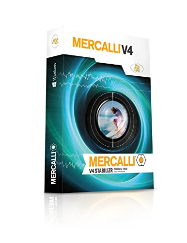 Mercalli V4 Stabilizr for EDIUS Windows (Product Keycard ohne Datenträger)