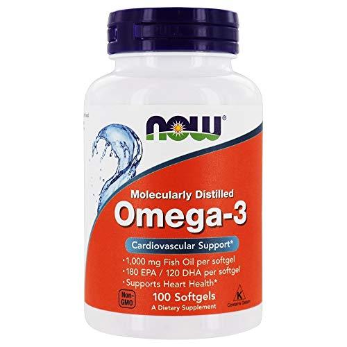 OMEGA-3 MD 1000mg - 100 softgels