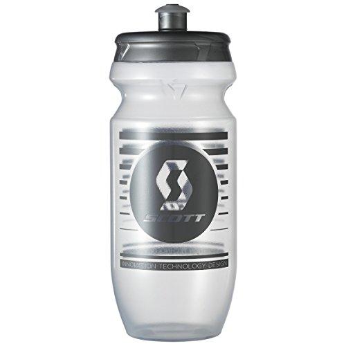 Scott Corporate G3 Fahrrad Trinkflasche klar/anthrazit 0.70 Liter