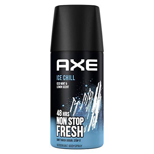 Axe Ice Chill Rock Desodorante - 35 ml - Pack de 12