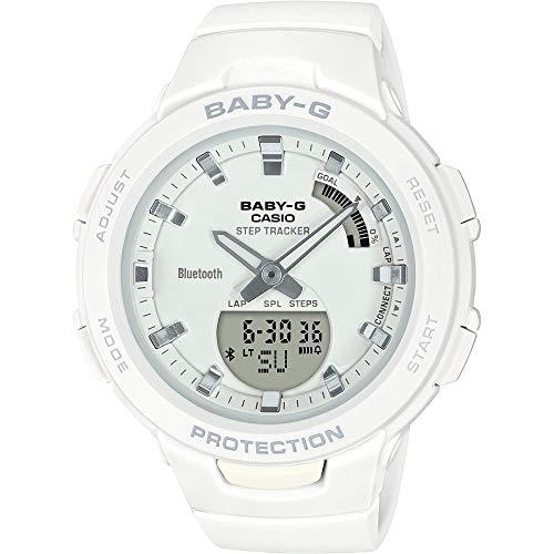 Casio Damen-Armbanduhr BSA-B100-7AER