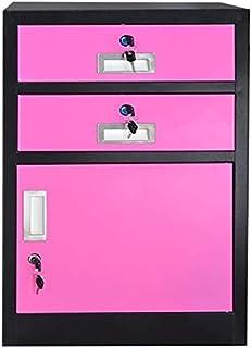 Classeurs Étude fichier Armoires de Bureau Armoire de Rangement avec Compartiment Locker métal Verrouillage Design Documen...