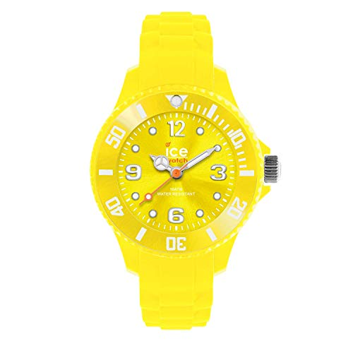 Ice-Watch - ICE forever Yellow - Boy's wristwatch with silicon strap - 000793 (Extra small)