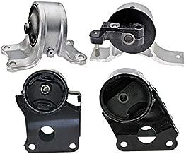 K0071 Fits 2002-2006 NISSAN ALTIMA 2.5L ENGINE MOTOR & TRANS MOUNT KIT for AUTO 4 PCS : A7340, A7342, A7341, A7343