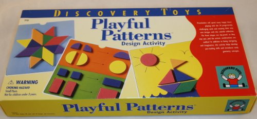 PLAYFUL PATTERNS DESIGN ACTIVITY - Discovery Toys