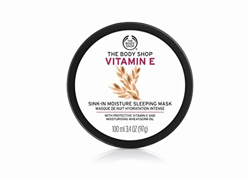 THE BODY SHOP VITAMINA E MASCARILLA HIDRATANTE 100 ML