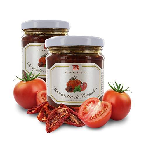 Paté de Tomates para Untar   180 Gramos (Paquete de 2 Piezas)