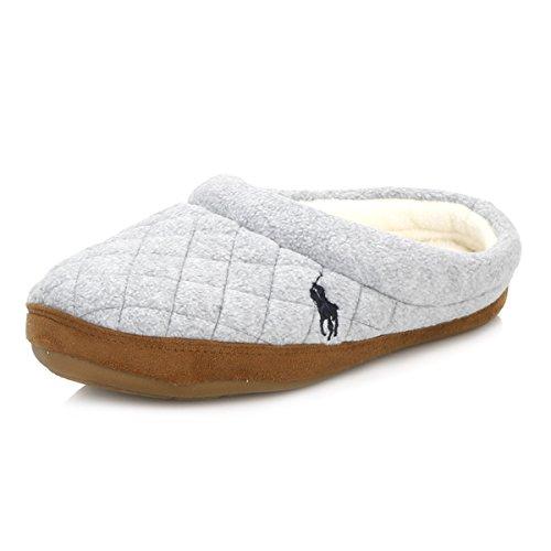 Polo Ralph Lauren Slipper Dame Slip-on Frau Homewear Artikel JACQUE QUILT SCUFF