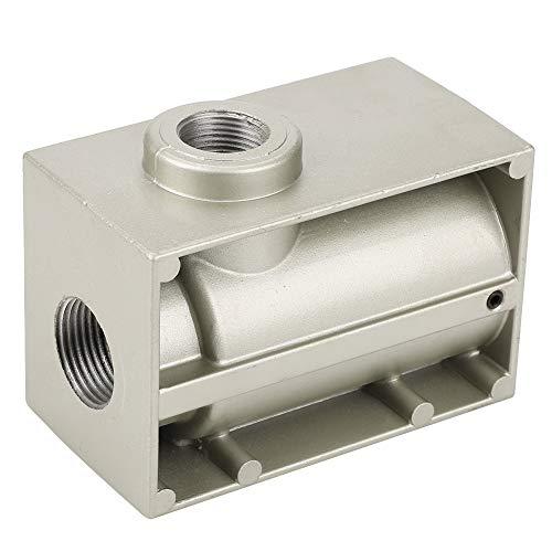 Válvula de escape rápida rápida, ≤0.1 Tiempo de marcha atrás -5~50 ℃ 13 * 8.5 * 7 cm Camino de escape rápido con aleación de aluminio