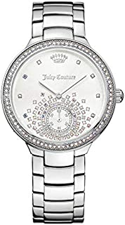 Juicy Couture Dress Watch, for Woman, Analog, Stainless Steel, 1901628