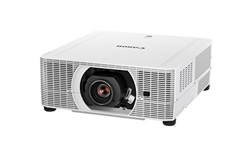 Canon XEED WUX5800Z - Beamer (5800 ANSI Lumen, LCOS, WUXGA (1920x1200), 4000:1, 16:10, 1016-15240 mm (40-600 Zoll))