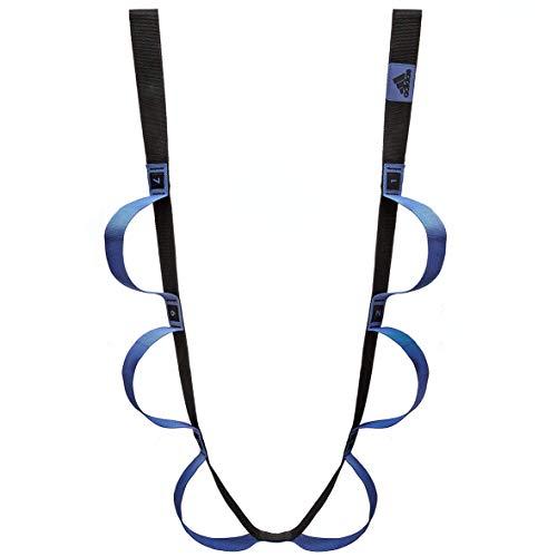 adidas Azul Banda elástica de Asistencia, Unisex-Adult