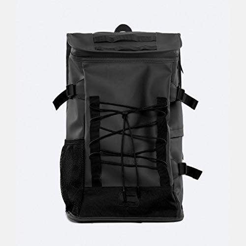 RAINS Mountaineer Bag Sac mixte adulte Taille unique Noir