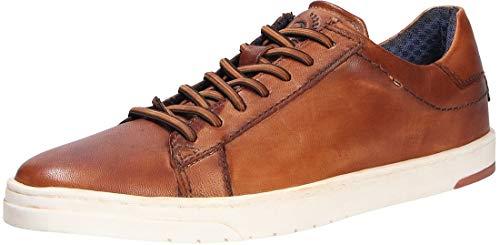 bugatti Herren 321918014100 Sneaker, Braun, 43 EU