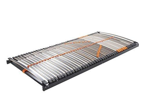 MFO Matratzen | Dream Flex NV 90x200 | Lattenrost mit 44 Leisten in Kautschukkappen, fertig montiert