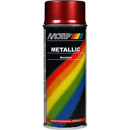 Metallic Lackspray rot 400ml