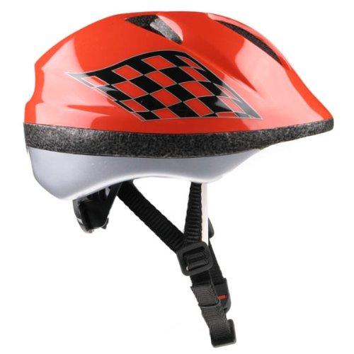 K2Moto Jr Fahrrad Inline Skate Skateboard Helm rot Größe S (52–56cm)