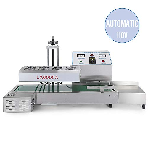 Great Price! Sumeve Continuous Induction Sealer Automatic Induction Bottle Sealing Machine Bottle Ca...