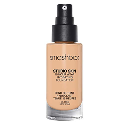 Smashbox Studio Skin 15 Hour Wear Hydrating Foundation Fluid Ounce Ohrstöpsel 18 centimeters...