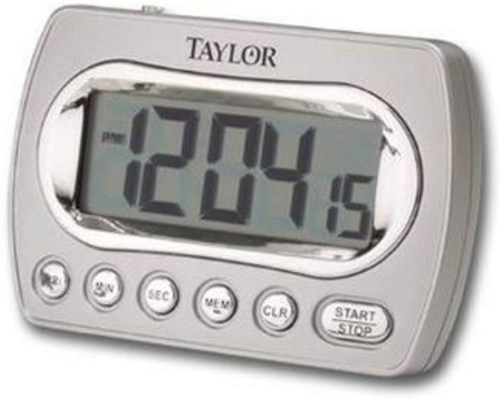 DIGITAL TIMER W MEMORY By TAYLOR MfrPartNo 5847 21