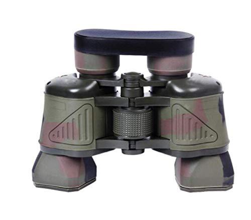 MISS KANG Prismáticos telescopios prismáticos HD de alta definición camuflaje coche verde Coordinate Range (color: camuflaje) Qingchunw (color: camuflaje)