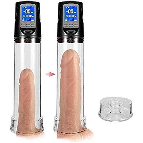 Men's Pocket Pùssǐès Pênnǐs Vacùùm Pùmp for Men Watêr Effective Pump Vacuum Muscle Exercise Eréctǐle Dysfunction sèx Pump Erêctíon Assisting Training Device USB Charging