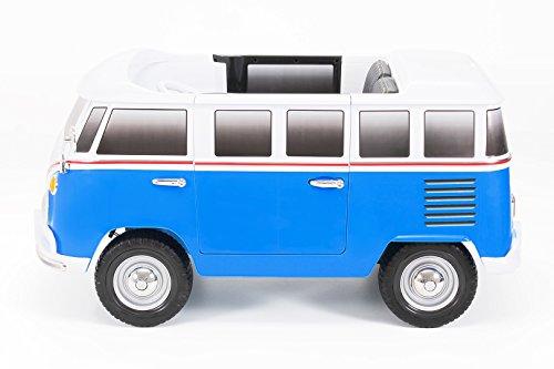 Actionbikes Motors Kinder-Elektroauto VW Bus Bulli T1