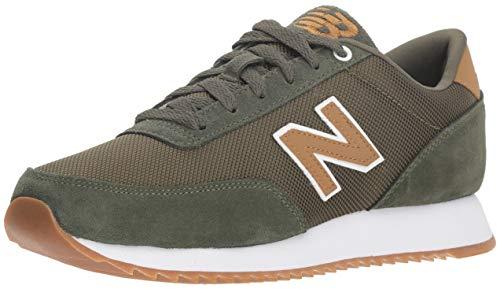 New Balance 501v1, Zapatillas Deportivas. Hombre, Verde Oscuro, 53 EU