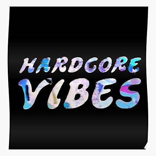 NEW FOREST Hardtek Hardcore Vibes Free Vibe Dune Tekno Techno Das eindrucksvollste und stilvollste Poster für Innendekoration, das derzeit erhältlich ist