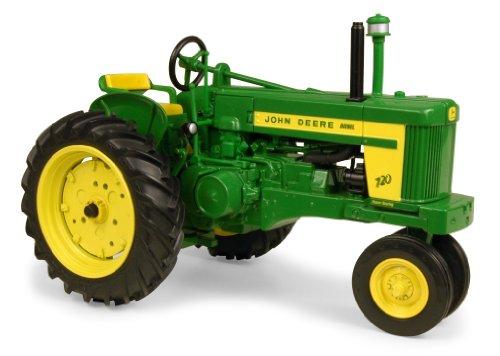 ERTL John Deere 720 Narrow Front Tractor Prestige (1:16 Scale)