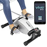 Vive Pedal Exerciser - Magnetic Peddler Stationary Cycle...
