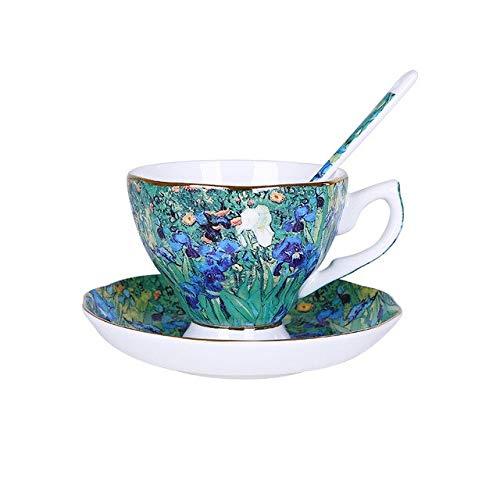 ETC KART El Nuevo Van Gogh Arte Pintura Tazas de café la