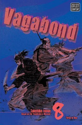 [Vagabond: 8] (By: Takehiko Inoue) [published: February, 2015]