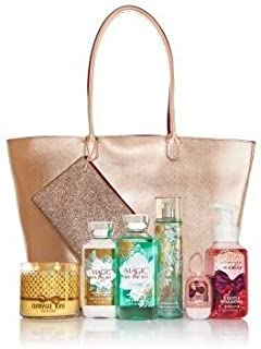 Best bath and body works rose gold tote Reviews