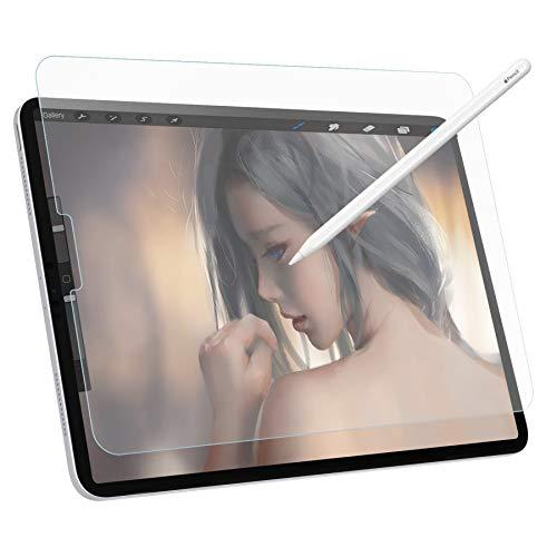 """Schutzfolie für iPad 8 2020 / iPad 7 10,2 Zoll, Schutzfolie für iPad Pro 10.5""""/ iPad Air 3 2019, Matt Folie Displayschutzfolie wie auf Papier Schreiben, Malen und Zeichnen mit Apple Pencil Kompatibel"""