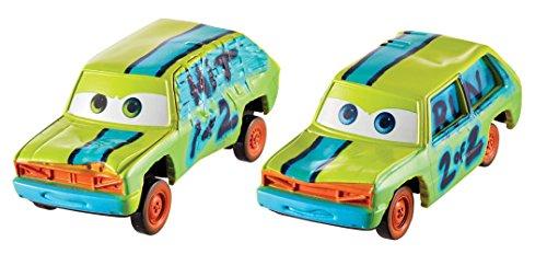 Mattel Cars 3 PERS. 1:55 PZ 2 HIT PERCUTE E Run Course