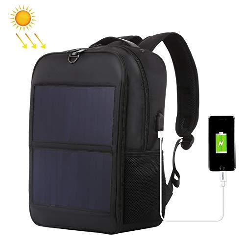 Augmentez HawEEL 14 W Panneau Solaire Power Pack Port de Charge USB Outdoor randonnée Sac à Dos Loisirs