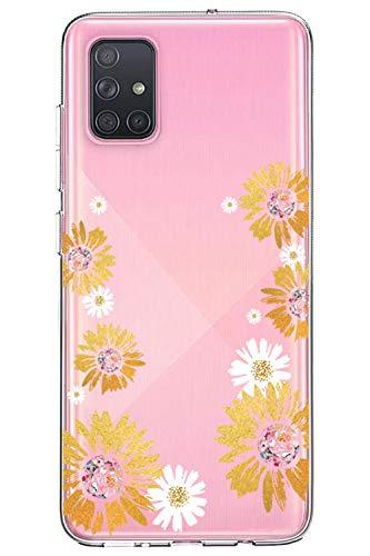 Oihxse kompatibel mit Huawei P20 Lite/Nova 3e Hülle,TPU Bumper mit Silikon Hülle Durchsichtig Schutzhülle Transparent Case Original Design Weich Slim rutschfest Stoßfest Cartoon Handyhülle Cover(A3)
