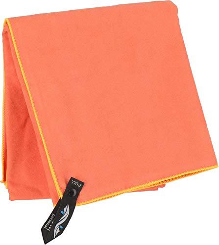 PackTowl Personal Handtuch Medium orange koralle