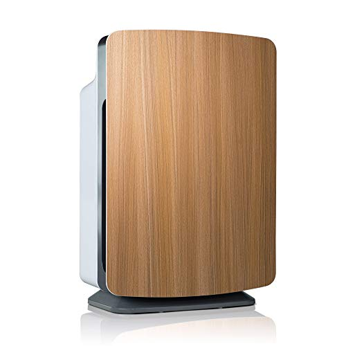 Alen BreatheSmart Classic Large Room Air Purifier, 1100 sqft. Big Coverage Area, HEPA Filter for Mold, Bacteria, Allergies, Pollen, Dust, Dander and Fur in Oak
