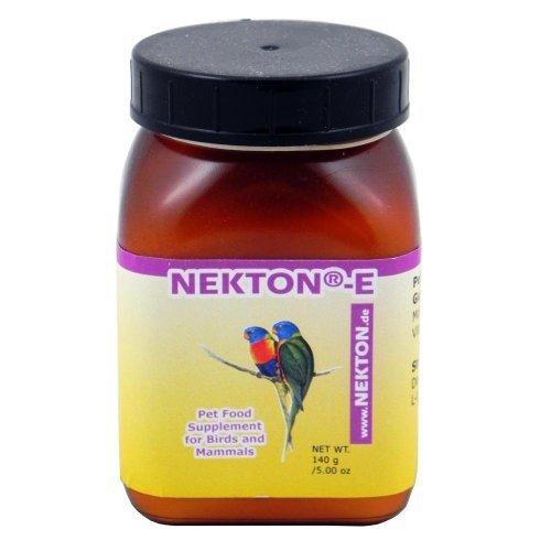 nekton-e Suplemento de vitamina E para pájaros, 140mm por Phillips alimentación mascotas suministro Natural equilibrio