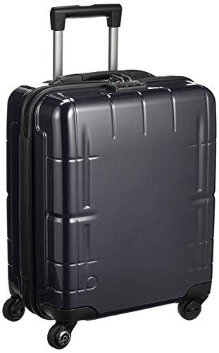 [プロテカ] 3年保証付 日本製スーツケース スタリアV 37L 機内持込可 機内持ち込み可 45 cm 3.1kg ガンメタリック