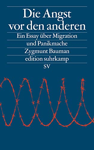 Die Angst vor den anderen: Ein Essay über Migration und Panikmache (edition suhrkamp)